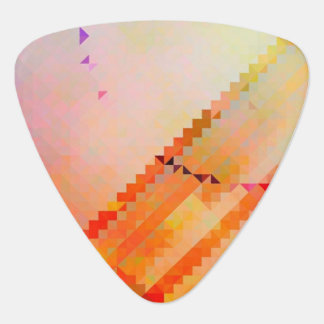 extracto de la imagen de la guitarra púa de guitarra