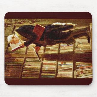 Extracto de la imagen, el ratón de biblioteca alfombrilla de raton