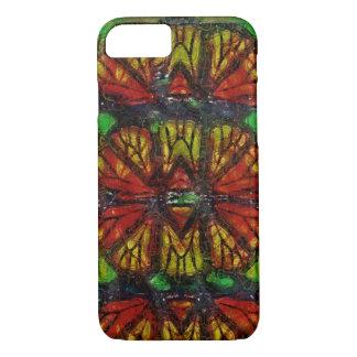 Extracto de la mariposa de monarca funda iPhone 7