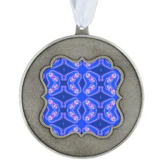Extracto de la mariposa del fractal adorno ondulado