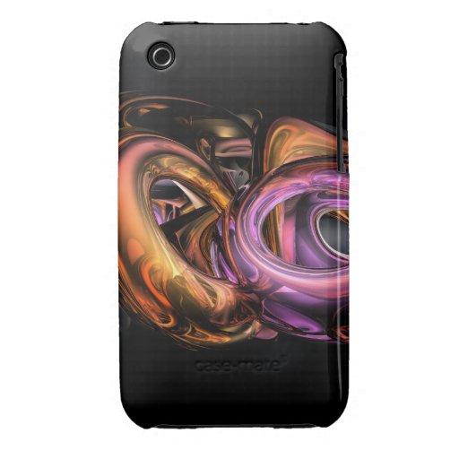 Extracto de la pintada iPhone 3 Case-Mate cárcasa