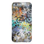 Extracto de las bicicletas funda para iPhone 6 barely there