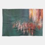Extracto de las reflexiones del arce toallas