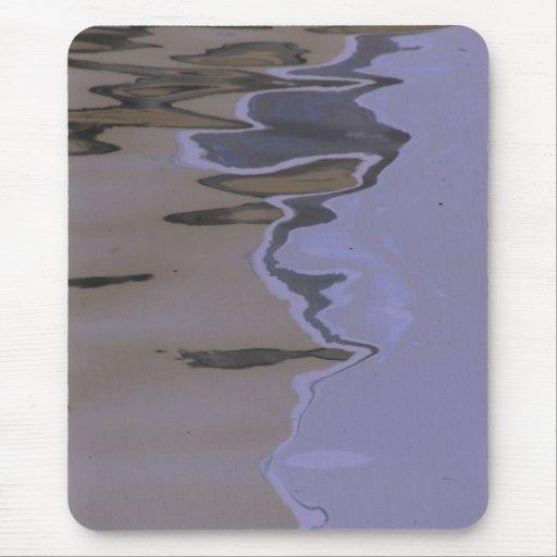 Extracto de marea alfombrilla de ratón