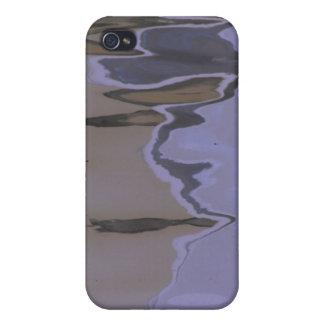 Extracto de marea iPhone 4 carcasas