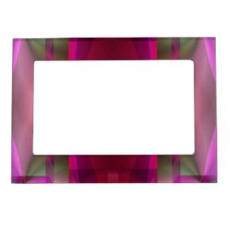 Extracto de neón del color del santuario 4 del alm marcos magnéticos para fotos