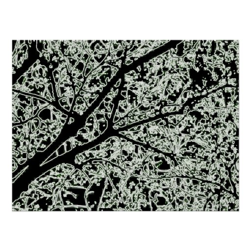 Extracto del árbol el | impresiones