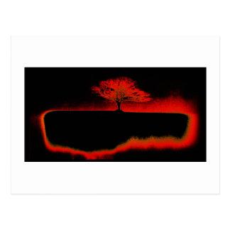 Extracto del árbol postales
