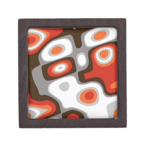 Extracto del art déco cajas de regalo de calidad
