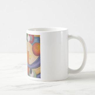 Extracto del avellano taza clásica