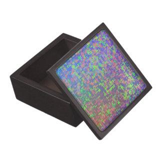 Extracto del caos del rompecabezas caja de regalo de calidad