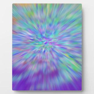 Extracto del color de la placa