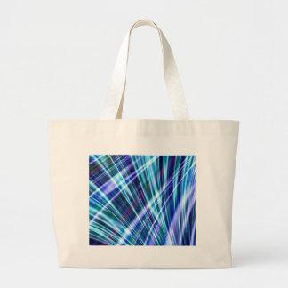 Extracto del color y de la forma - refracción bolsa tela grande