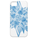 extracto del copo de nieve iPhone 5 funda