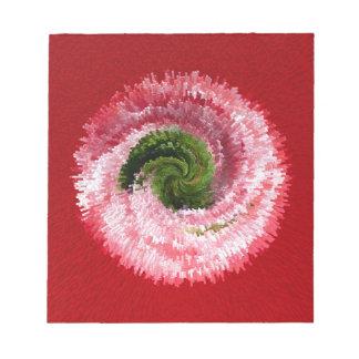 Extracto del globo de la flor blocs