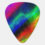 Extracto del Grunge del arco iris Plectro