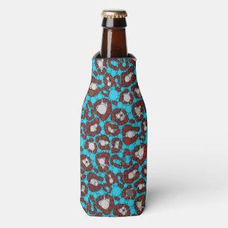 Extracto del guepardo de Borgoña de los azules Enfriador De Botellas