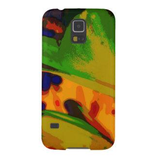 Extracto del lirio de Inka Carcasas De Galaxy S5