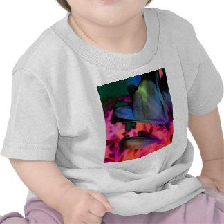 Extracto del lirio de Inka Camisetas