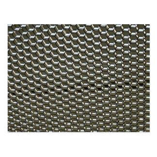 Extracto del panel de techo postal