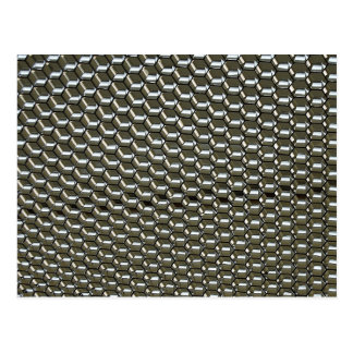 Extracto del panel de techo tarjetas postales