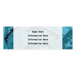 Extracto del trullo plantillas de tarjetas de visita