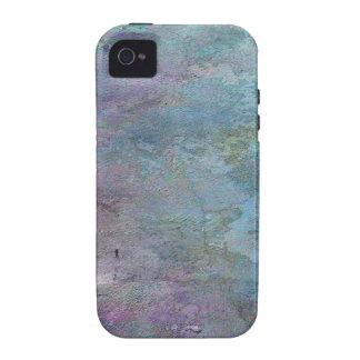 Extracto del trullo y de la lila vibe iPhone 4 funda