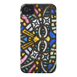 Extracto del vitral de Nouveau del arte Case-Mate iPhone 4 Cárcasa