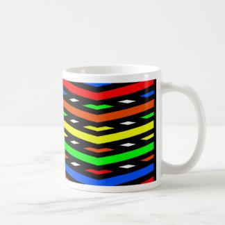 Extracto dentado de las ondas multi tazas de café