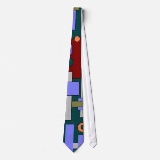 extracto en azul corbata personalizada
