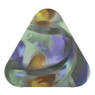 Extracto en colores pastel Circumvoluted Altavoz Bluetooth