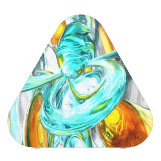 Extracto en colores pastel de la suprema felicidad altavoz bluetooth