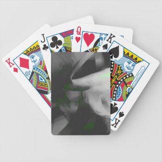 Extracto en colores pastel de las sensaciones nega baraja de cartas