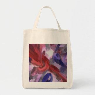 Extracto en colores pastel soltado bolsas