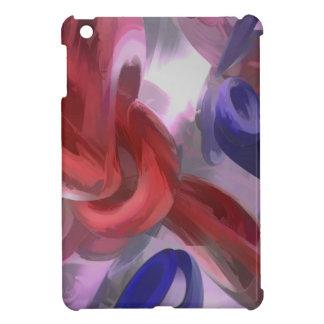 Extracto en colores pastel soltado iPad mini cobertura