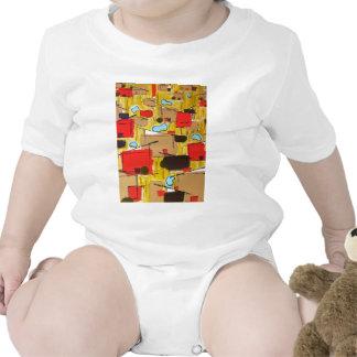 extracto en el eichlerhood por el barro trajes de bebé