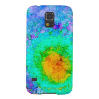 Extracto espectral del vintage funda de galaxy s5
