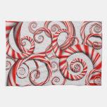 Extracto - espirales - sueños de la hierbabuena toallas