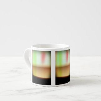 Extracto espumoso opaco del café del Cappuccino