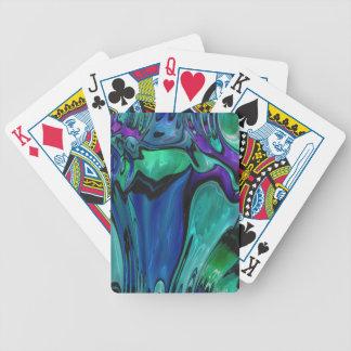 extracto extraño 11 baraja de cartas