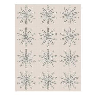 Extracto floral (3) tarjetas postales