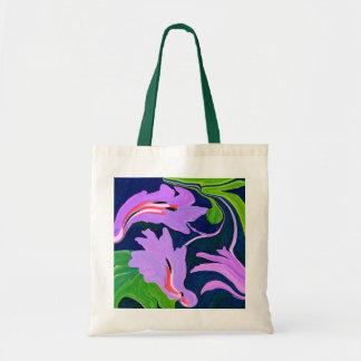extracto floral bonito bolsa de mano