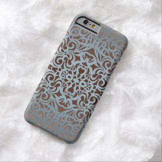 extracto floral de Barely There del caso del Funda De iPhone 6 Barely There