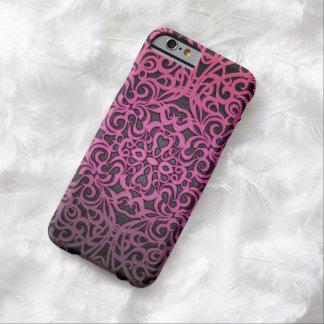 extracto floral de Barely There del caso del Funda Para iPhone 6 Barely There