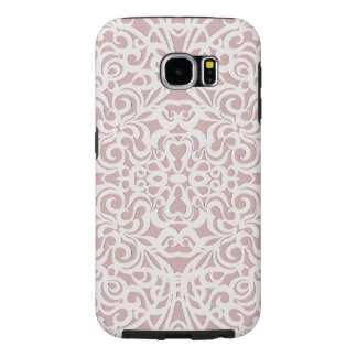 Extracto floral de la caja de la galaxia S6 de Fundas Samsung Galaxy S6