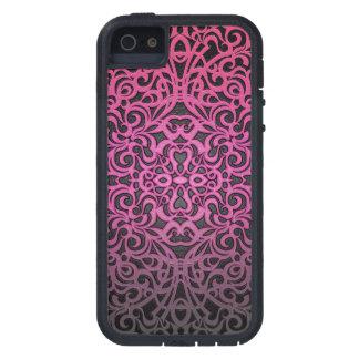 extracto floral duro de Xtreme del iPhone 5 iPhone 5 Carcasas