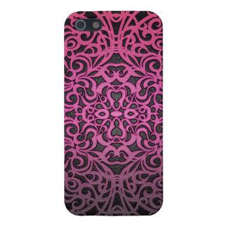 extracto floral listo del caso del iPhone 5 iPhone 5 Carcasa