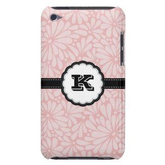 Extracto floral rosado iPod Case-Mate coberturas