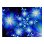 Extracto fresco lindo excepcional azul postal