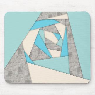 Extracto geométrico de las formas mousepads
